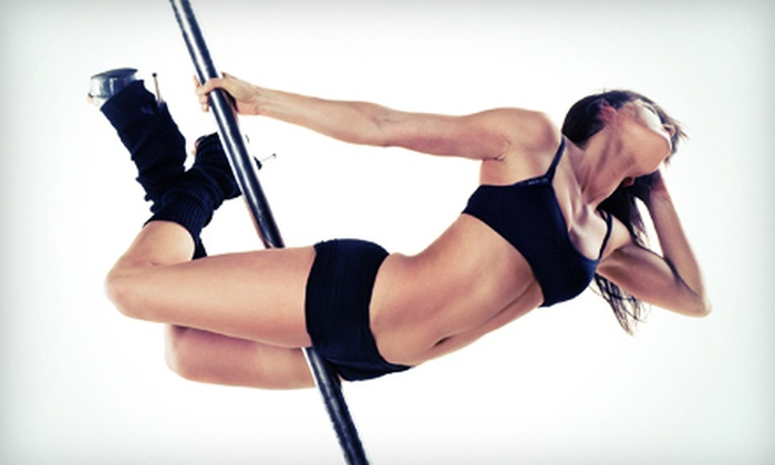 Vegas Stripper University - Paradise: Pole-Dance Class Packages for 1, 5, or 10 Women at Vegas Stripper University (Up to 73% Off)