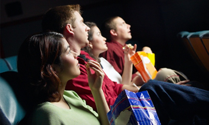 Roxy Stadium 11 - Camarillo: $13 for a Movie for Two and a Large Popcorn at Roxy Stadium 11 in Camarillo (Up to $26.75 Value)
