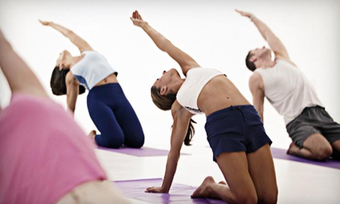 Spirit Path Yoga and Wellness - Midtown: 10 or 20 Yoga Classes at Spirit Path Yoga and Wellness (Up to 66% Off)