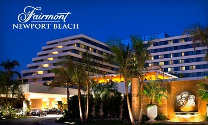Fairmont Newport Beach Hotel - Newport Beach: $99 for a King or Double Room with Parking Included at Fairmont Newport Beach Hotel