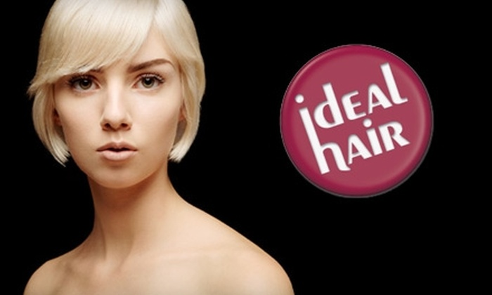 Ideal Hair Salon - Santa Cruz / Monterey: $49 for an Ideal Deluxe Facial and Eyebrow Shaping at Ideal Hair (Up to $108 Value)