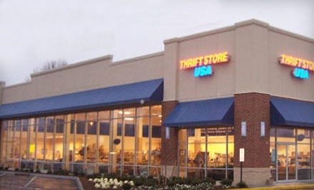 $25 Groupon to Thrift Store USA - Thrift Store USA in Norfolk
