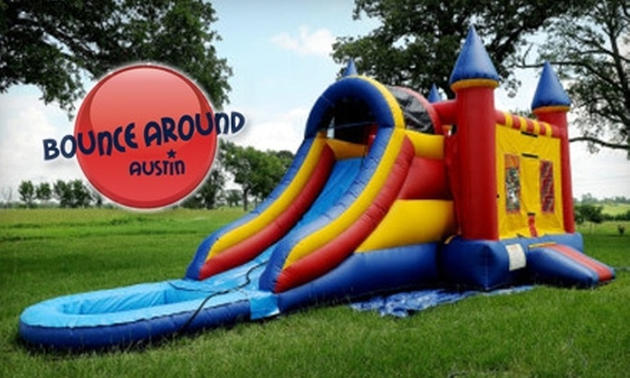 Bounce Around Austin - Austin: $100 for $225 toward Inflatable Rentals from Bounce Around Austin