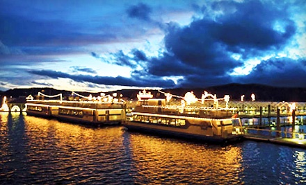 3-Day, 2 Night Trip to the Festival of Lights in Coeur d'Alene For 1 Person (a $519 value) - Discover the Northwest Tours in Everett