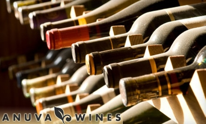 Anuva Wines: $29 for $59 Worth of Wines from Anuva Wine Imports. Choose From Three Wine Packages.