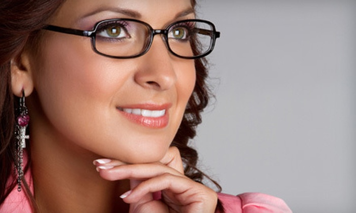 F.Y. Eye Optometry Center - Tarzana: $59 for Eye-Exam Package with Credit for Contacts or Glasses at F.Y.Eye Optometry Center in Tarzana (Up to $494 Value)