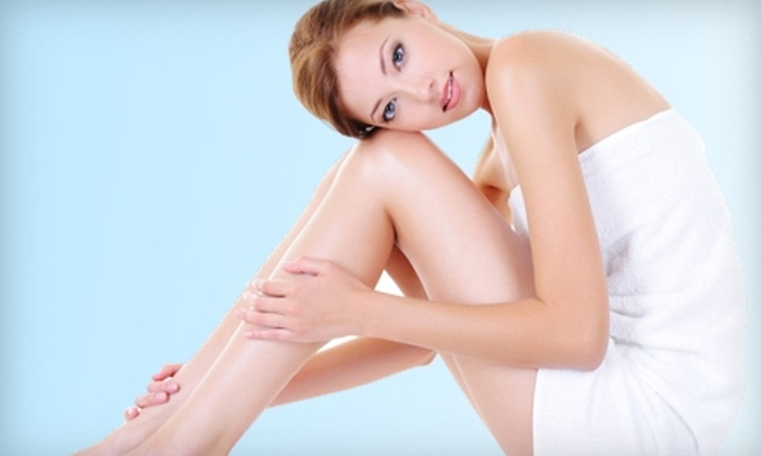 Laser Spa - Weston: $150 for $300 Worth of Aesthetic Laser Services at Laser Spa in Newton Center