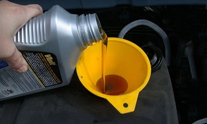 All Star Automotive - North Haven: $20 for a Gold Oil-Change Package at All Star Automotive in North Haven ($40 Value)