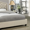 Santiago Contemporary Upholstered Beds