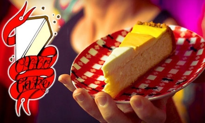Otto Cake - Downtown Honolulu: $2 for a Slice of Handcrafted Cheesecake at Otto Cake ($5 Value)
