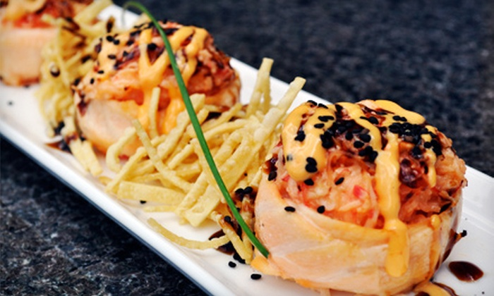 MJ China Bistro - Oakland Estates: $10 for $20 Worth of Asian Cuisine at MJ China Bistro