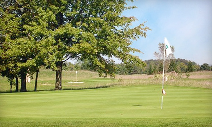 Flatbush Golf Course - Spring Grove: 18-Hole Round of Golf with Cart Rental for Two or Four at Flatbush Golf Course in Littlestown (Up to 64% Off)