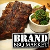 $7 for Saucy Fare at Brand BBQ Market