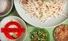 Darla's Thai Pan - Franklin Park: $10 for $20 Worth of Authentic Thai Cuisine at Darla's Thai-Pan