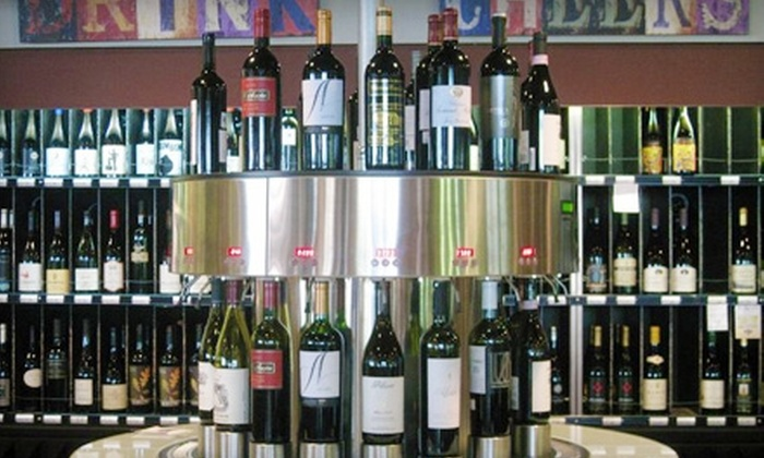 Red Carpet Wine - Rossmoyne: $20 for a Weekend Wine Bar Card and Artisanal-Cheese Platter at Red Carpet Wine & Spirits in Glendale ($42 Value)