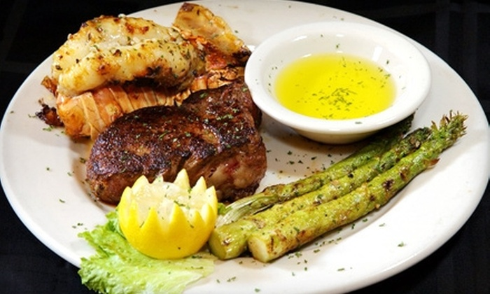 Fish Creek - Willow Park: $15 for $30 Worth of Seafood Dinner Fare at Fish Creek in Willow Park (or $7 for $15 Worth of Lunch)