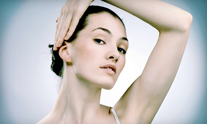 American Laser Med Spa - Corpus Christi: $99 for Six Laser Hair-Removal Treatments at American Laser Med Spa (Up to $1,680 Value)