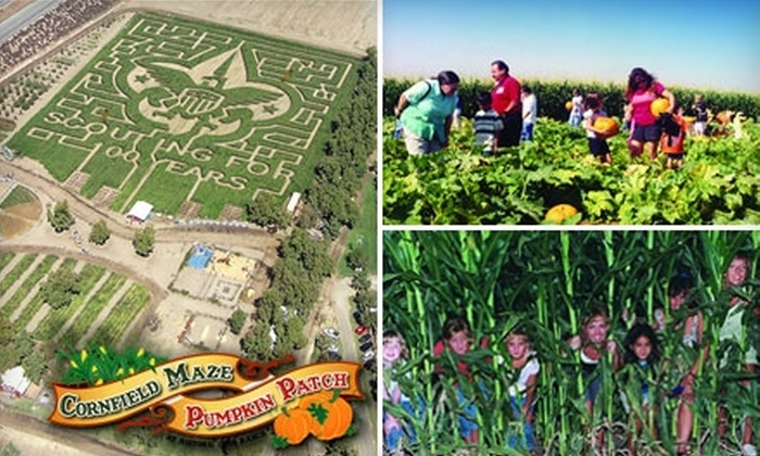 Cobb Ranch - Madera Southeast: $15 for One Deluxe Pass to the Corn Maze, Pumpkin Patch, and More at Historic Cobb Ranch ($30 Value)