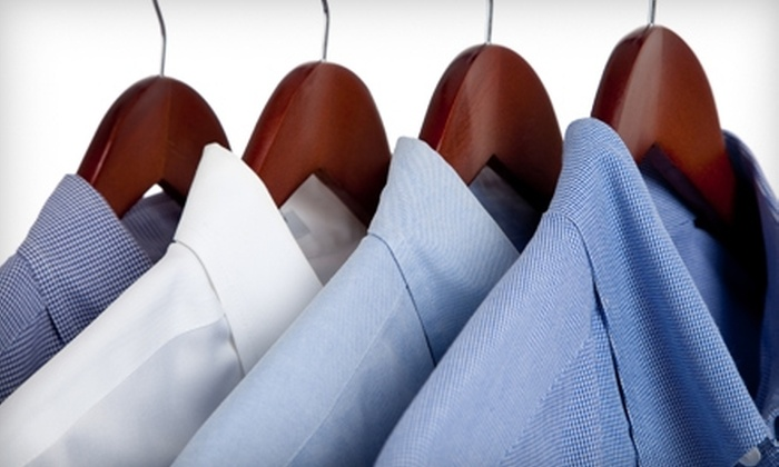 Sheldon Cleaners - Multiple Locations: $20 for $40 Worth of Dry Cleaning at Sheldon Cleaners