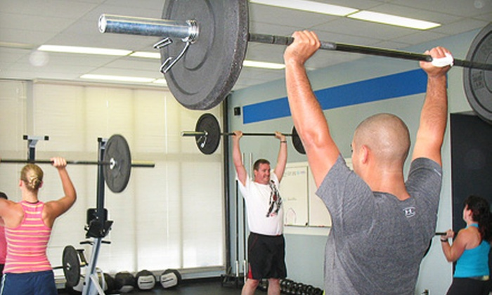 CrossFit Moose Jaw - Moose Jaw: $55 for a CrossFit Class Package at CrossFit Moose Jaw ($320 Value)