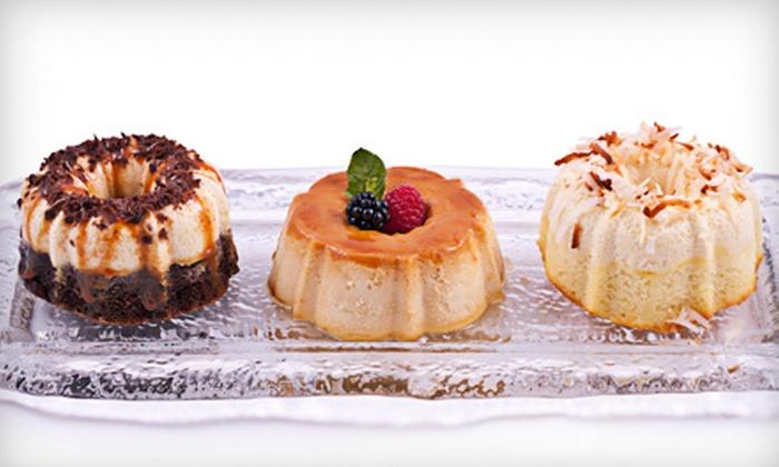 Bistro Desserts - North Richland Hills: $10 for $20 Worth of Cakes at Bistro Desserts