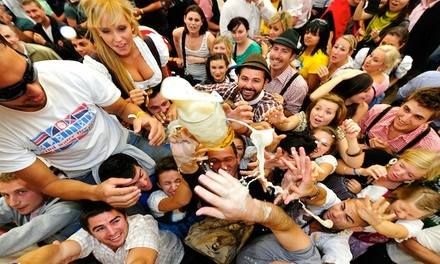 VIP or Regular Entry for Two at Miami Airport Convention Center from 305 Beer Fest (Up to 40% Off)