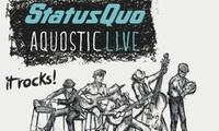 """1 Ticket für die """"Status Quo – Aquostic-Live-Tour"""" am 19.12.2017 im Mehr! Theater in Hamburg (bis zu 41% sparen)"""