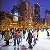 McCormick Tribune Ice Rink — Up to 53% Off Skate Rental