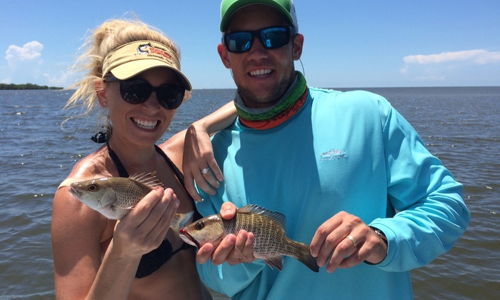 Blackbeard Fishing Charters - Naples: Five-Hour Fishing Trip with Optional Meal from Blackbeard Fishing Charters (45% Off)