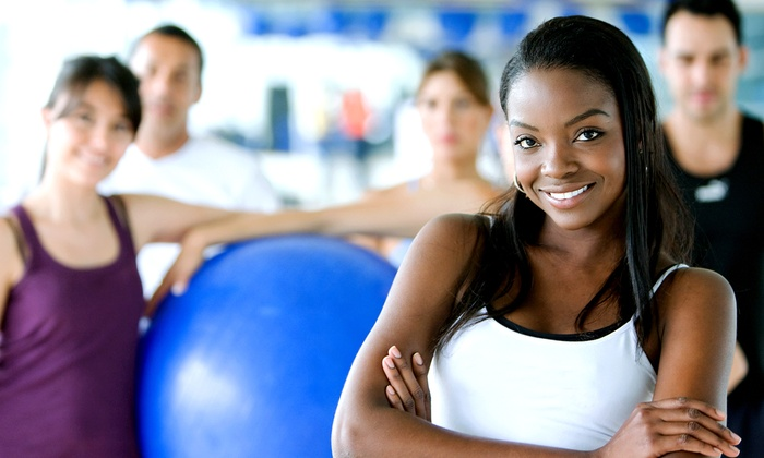 Club Fitness - Multiple Locations: 15 or 25 Group Fitness Classes or 16-Week Membership at Club Fitness (Up to 74% Off)
