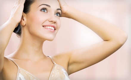 6 Laser Hair-Removal Sessions on a Small Area (up to a $750 value) - My Spa & Boutique in Forney