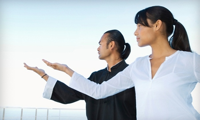 White Birch Kung Fu, Tai Chi, and Kettlebell Gym - Columbia Heights South: $49 for One Month of Unlimited Classes at White Birch Kung Fu, Tai Chi, and Kettlebell Gym in Arlington ($298 Value)