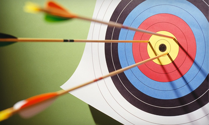 The Archer's Edge - Oakdale: $35 for an Introductory Archery Package at The Archer's Edge in Oakdale ($89 Value)
