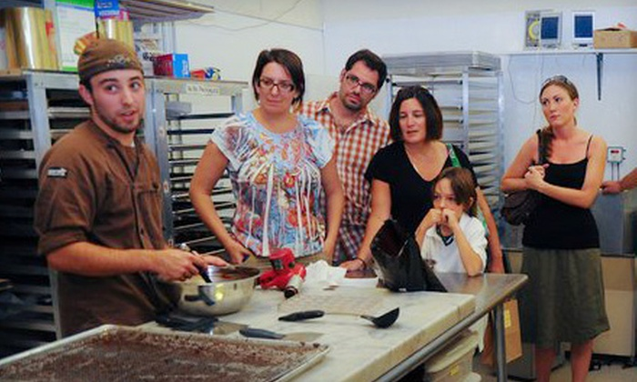 Newport Gourmet Tours - Multiple Locations: Culinary Walking Tour for Two or Four from Newport Gourmet Tours