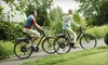 Half Off One-Day Bike Rental for Two