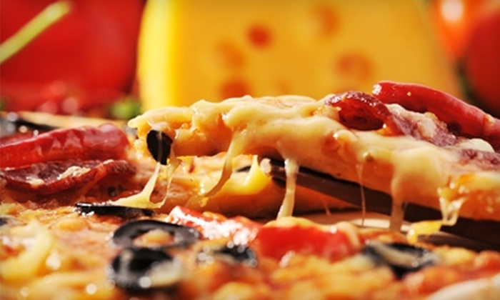 Wedgewood Pizza - Grove City: $8 for $16 Worth of Pizza and Drinks at Wedgewood Pizza in Grove City