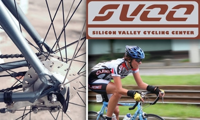 Silicon Valley Cycling Center - Campbell: $40 for $85 Worth of Bike Gear and Any Service at Silicon Valley Cycling Center