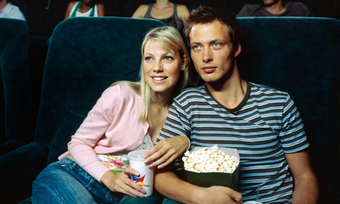 Starlight Cinemas - Multiple Locations: $14 for a Movie Night for Two with Two Tickets and One Large Popcorn at Starlight Cinemas (Up to $29 Value)