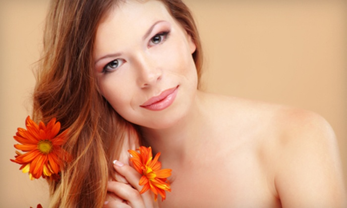 Salon 21  - Patty Jewett: Microdermabrasion Facial or gloProfessional Peel at Salon 21 (Up to 53% Off)