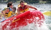 Wild West Rafting - Gardiner: $19 for a Half-Day Rafting Trip from Wild West Rafting in Gardiner