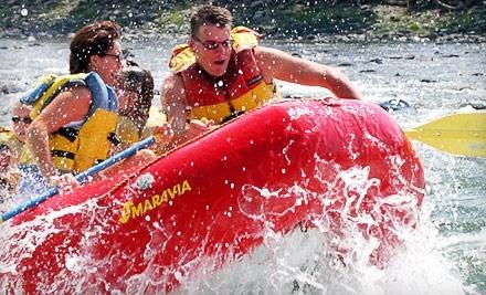 Wild West Rafting - Wild West Rafting in Gardiner