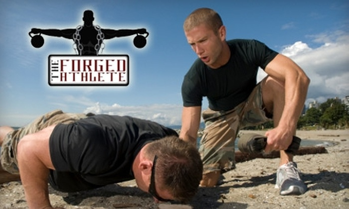 Omaha's Forged Fit Camp - North Central Omaha: $49 for Three-Week, Small-Group Warrior Training at Omaha's Forged Fit Camp ($199 Value)