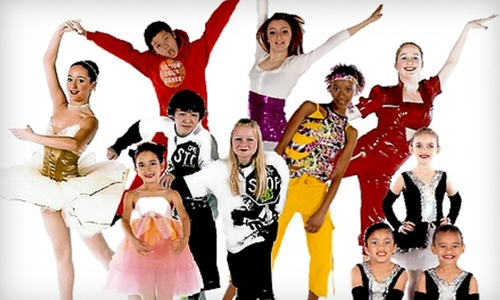 Action Dance Academy - South Tacoma: $35 for a Six-Class Punch Card at Action Dance Academy in Tacoma