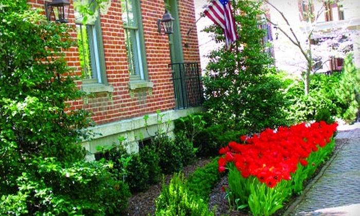 52nd Annual German Village Haus und Garten Tour - Columbus: $15 for Two Tickets to the German Village Haus und Garten Tour on Sunday, June 26, in Columbus (Up to $40 Value)