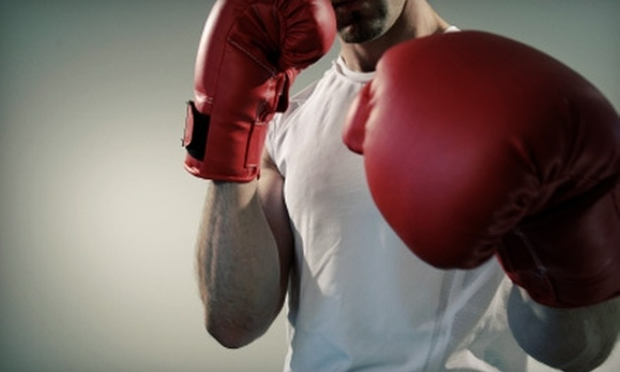 The Boxing Club - Northridge: $25 for a 30-Minute Private Workout and Three 60-Minute Group Classes at The Boxing Club ($100 Value)