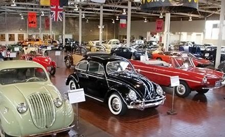 Admission for 2 - Lane Motor Museum in Nashville