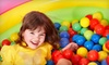 Fun Factory - Kelsey Woodlawn: $10 for Value-Pak Admissions for Two to The Fun Factory ($21.50 Value)
