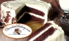 Chocolate Bakery - Long Island: $20 for $40 Worth of Delivered Cakes, Cookies, and More from Chocolate Bakery