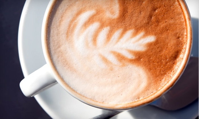 Kickstand Espresso Bar - Lakeview: $10 for $20 Worth of Coffee, Pastries, and Sandwiches at Kickstand Espresso Bar
