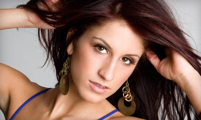 C&L Davis Hair Salon - San Carlos: Haircut, Haircut-and-Color Package, or Hair-Smoothing Treatment at C&L Davis Hair Salon in San Carlos (Up to 60% Off)
